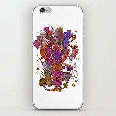 Litle city iPhone & iPod Skin
