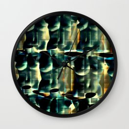body Worlds Wall Clock