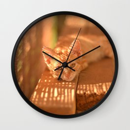 What Do You Want? Wall Clock
