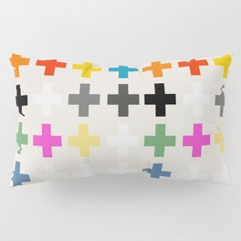 Crosses II Pillow Sham