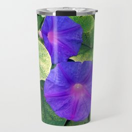 The nature is colorful Travel Mug