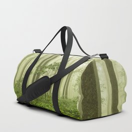 Dreaming of Appalachia - Nature Photography Digital Landscape Duffle Bag