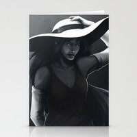 marceline Stationery Cards featuring Marceline by Julia