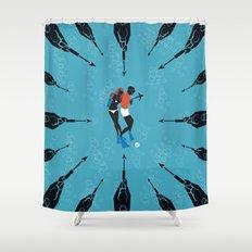 Thunderball Shower Curtain
