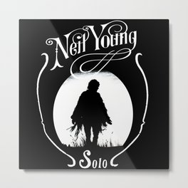 neil young album 2020 atinum2 Metal Print