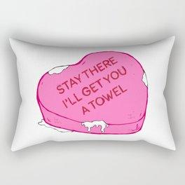 tru luv Rectangular Pillow