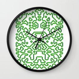 Ruban #2 Wall Clock