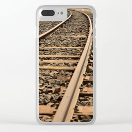 Go ahead! Clear iPhone Case