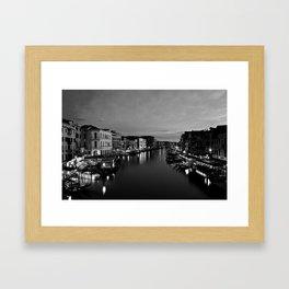 Venice Photography Art, Canal Grande Venice Wall Art, Venice Italy Framed Art Print