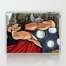 The Mighty Thor, God of Thunder Laptop & iPad Skin