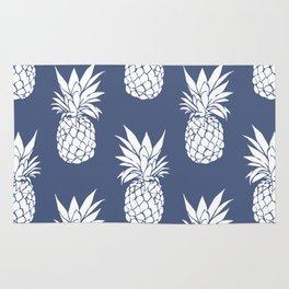 Pineapple Blues Rug
