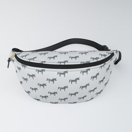 Magical Unicorn Party Pattern Fanny Pack