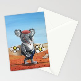 Goin Surfin Stationery Cards