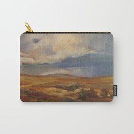 Desert Landscape Carry-All Pouch