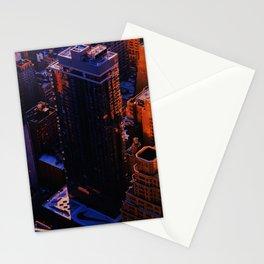 New York City // Retro 20 Stationery Cards