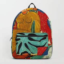 Good Girls by Henri Matisse  Backpack