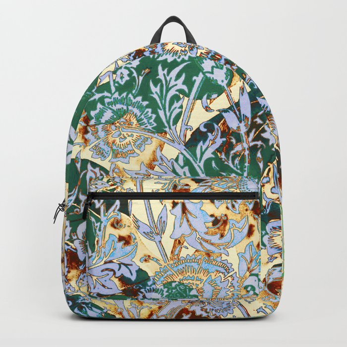 floral decor Backpack