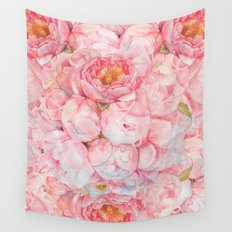 Tender bouquet Wall Tapestry