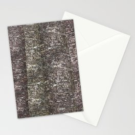 Up close and personal - tree mates Stationery Cards