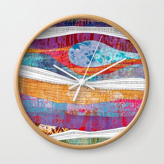 sotterraneo Wall Clock