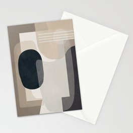 Abstract Geometric Art 52 Stationery Cards