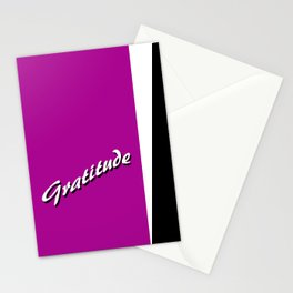 Gratitude Stationery Cards