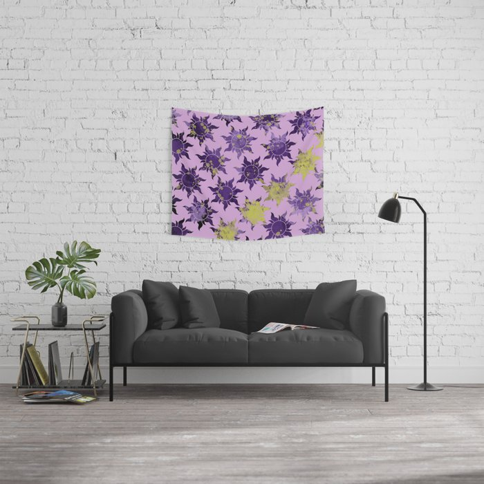 and at last I see the light Wall Tapestry