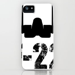 F-22 RAPTOR iPhone Case