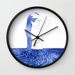 Nereid VII Wall Clock