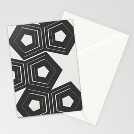 Abstract Pattern Polygon #society6 #decor #buyart Stationery Cards