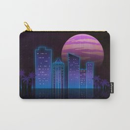 Outrun city Carry-All Pouch