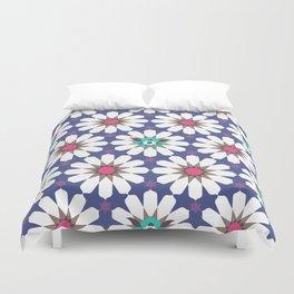 Arabian Nights Tiles Duvet Cover