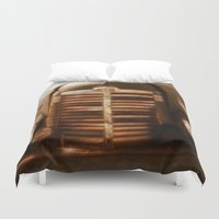 classic Duvet Covers featuring Classic by Phil Flaig