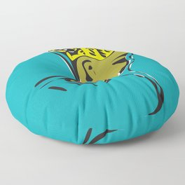 Self Awereness Floor Pillow