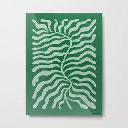 Fun Sage: Matisse Edition Metal Print