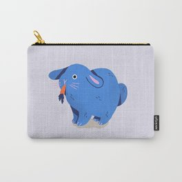 Disenchanted Bunny Carry-All Pouch