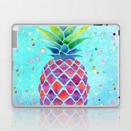 Pineapple Crush Laptop & iPad Skin