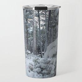 Fresh Sierra Powder Travel Mug