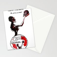 Zombieloquy Stationery Cards