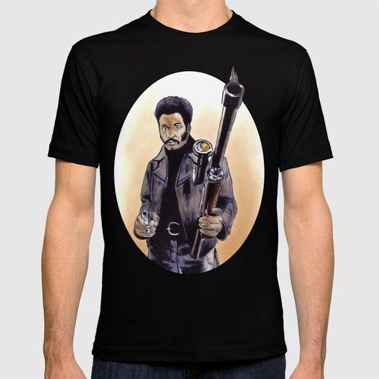 John Shaft (Are You Man Enough?) T-shirt