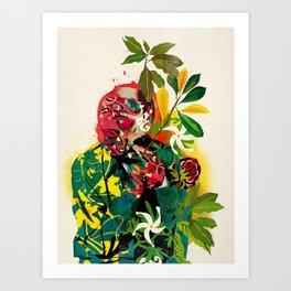 Human Nature 01 Art Print