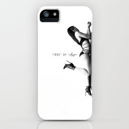 Free by Andrew iPhone Case