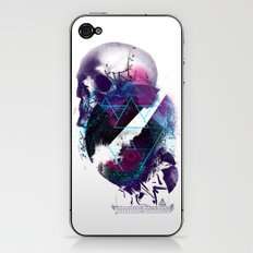 Orbital Destroyer iPhone & iPod Skin
