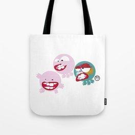 Pal-TreBill Tote Bag