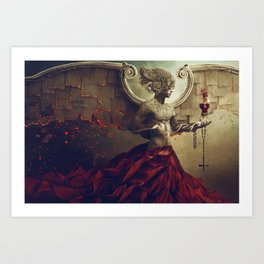 Exegesis Art Print