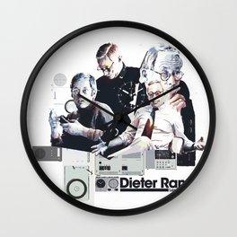 DIETER RAMS: DESIGN HEROES Wall Clock
