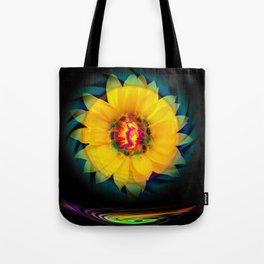 Sunflower Love Tote Bag