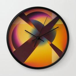 To New Beginnings Wall Clock