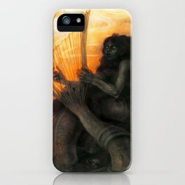 Siren iPhone Case