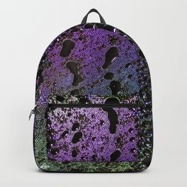 Psychedelic condensation Backpack